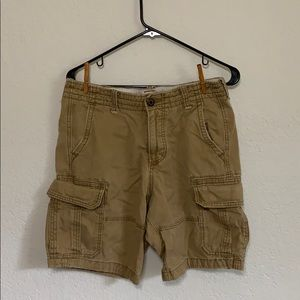Hollister Men's khaki shorts
